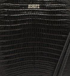 Handbag Crossbody Lezard Black