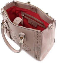 Tote Lorena Rust Oyster