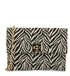 Clutch Kelly Zebra
