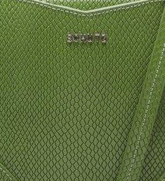 Tote Snake Vibrant Green