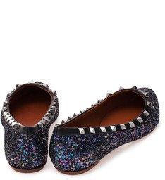Sapatilha Glitter Tachas