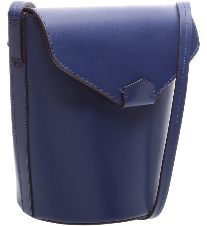 Giovana Bucket Dress Blue