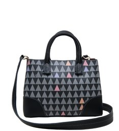 Mini Tina Triangle Black