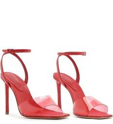 Sandália Vinil Full Color Red