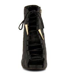 Ankle Boot Special Preta Matelassê