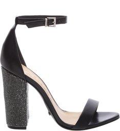 Sandália Glam Heel Black
