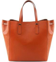 Shopping Wishes Orange Ochre