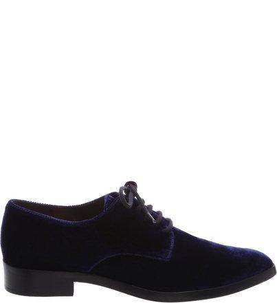 Oxford Velvet Navy