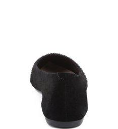 Sapatilha Tiras Metalizadas Black