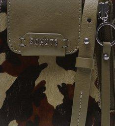 Crossbody Zíper Camouflage