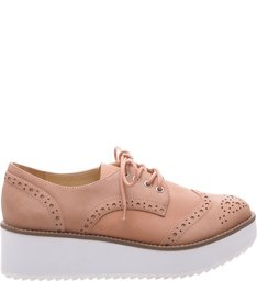 Oxford Flatform Toasted