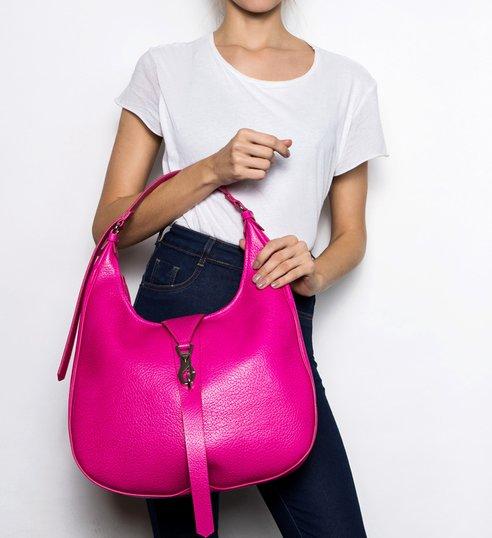 Hobo Bag Berta Pink