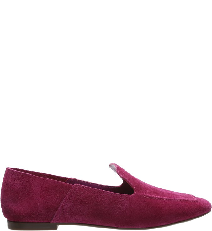 Loafer Suede Pink