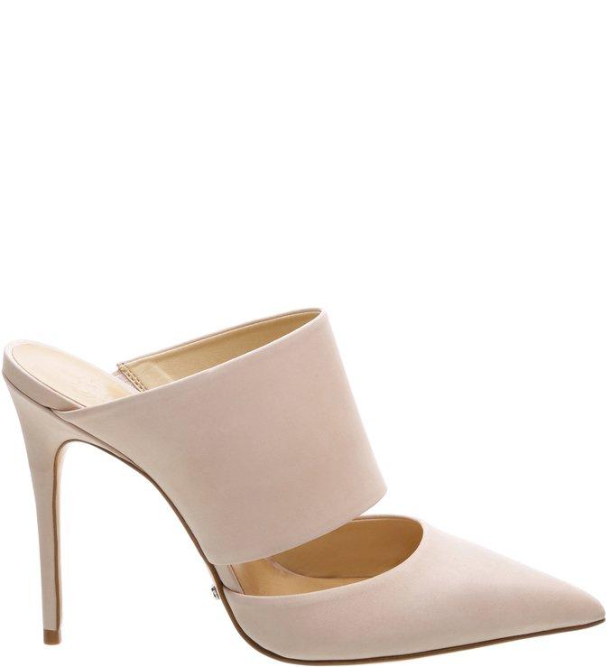 Quereda Mule High Heel Bellini