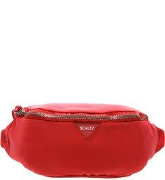 Belt Bag Nylon Sporty Red