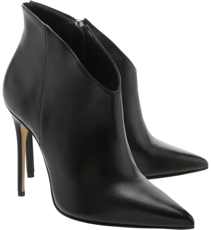 Ankle Boot Low Classic Black