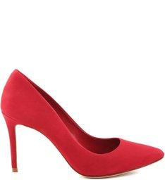 Scarpin Basic Fun Red
