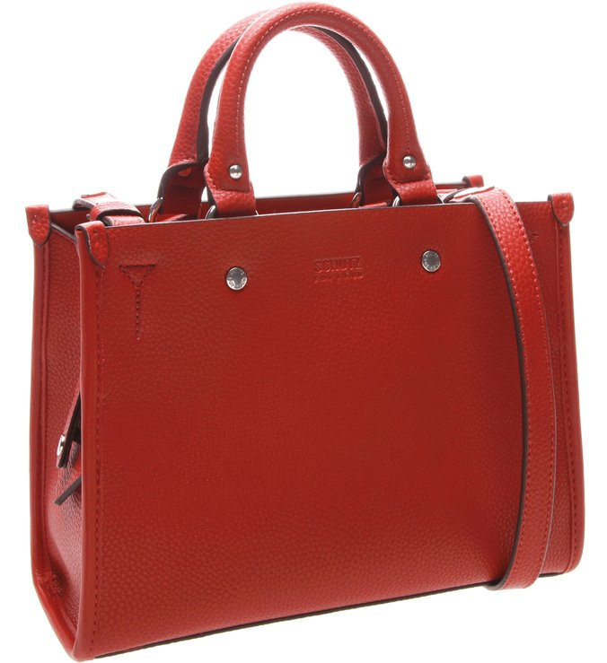 Classic Tote Média Red