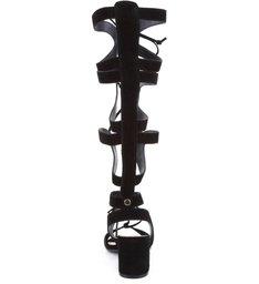 Gladiadora Salto Médio Black