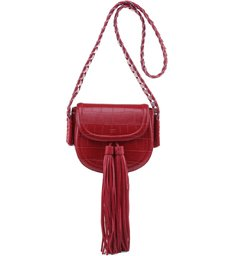 Mini Crossbody Janis Red