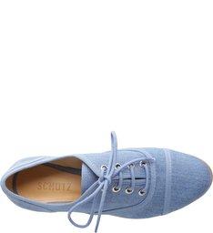 Oxford Flatform Summer Jeans