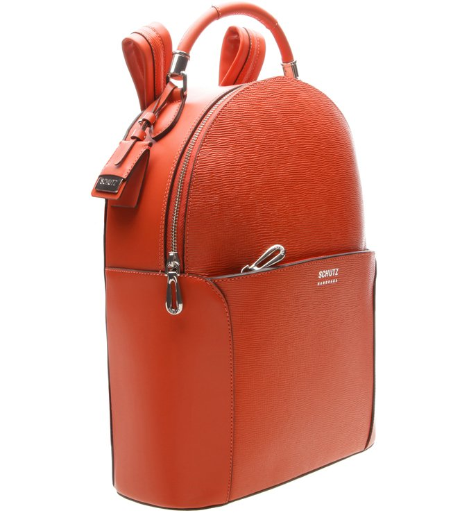 Mochila Front Red Orange