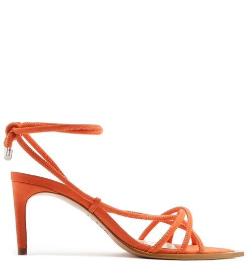 [PRÉ-VENDA] SANDÁLIA STRINGS LACE-UP 944 ORANGE