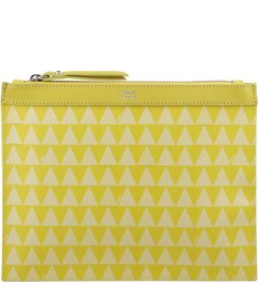 Handbag Schutz Stamp - Clutch The Callies Aspen Gold
