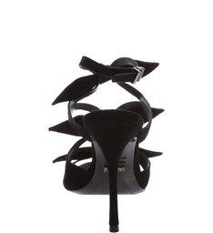 Sandália Bow Tie Black