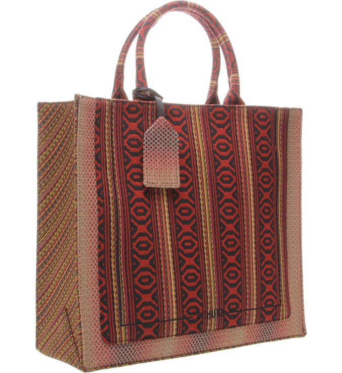 Maxi Tote Jack Tribe  Brown