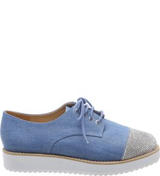 Oxford Bicolor Light Blue