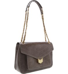 Shoulder Bag Rosie Chain Cinza
