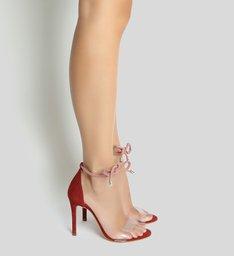 Sandália Vinil Changeable Red Nude