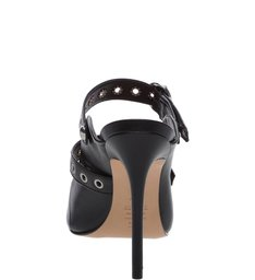 New Quereda Mule High Changeable Black