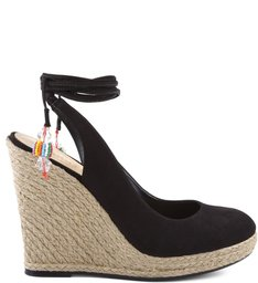 ESPADRILLE NEW BOHO BLACK