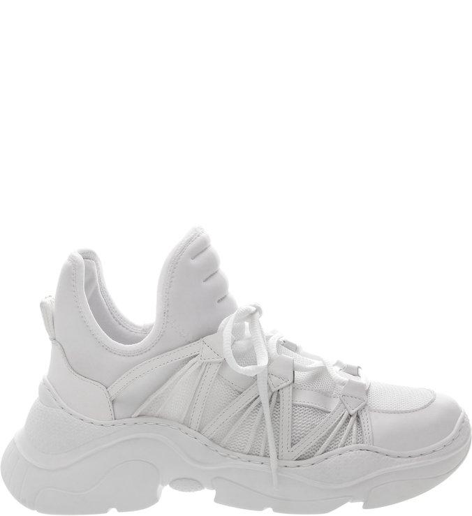 Chunky Sneaker s.95-18 White Tall