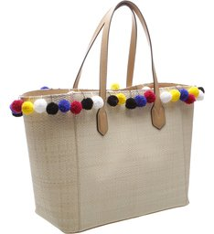 Shopping Pompom Natural