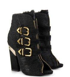 Ankle Boot Tecnofuture Preta