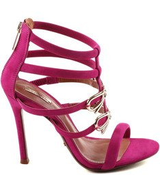 Sandália Luxury True Pink Com