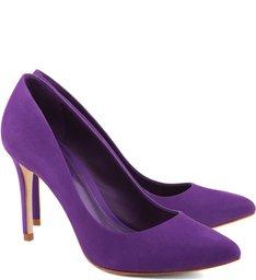 Scarpin Basic Violeta