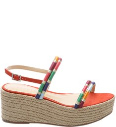Flatform Multicolor Straps Nice Orange