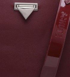 Handbag Didi Triangle Cabernet