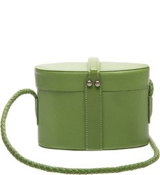 Mini Box Bag Vibrant Green