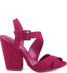 Sandália 70'S Colorful True Pink