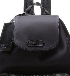 Mochila Nylon Full Color Black