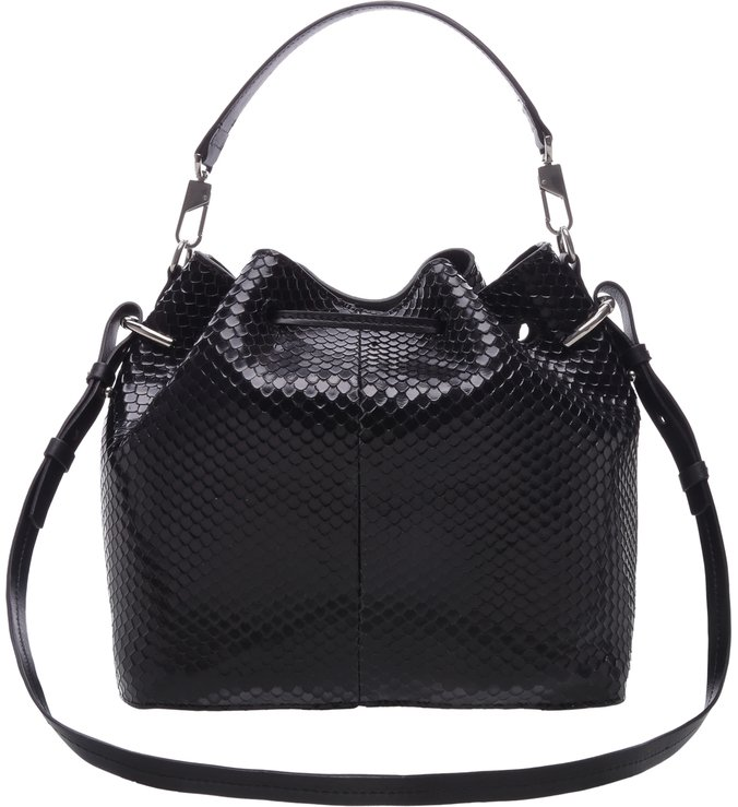 Bucket Bag Soft Black