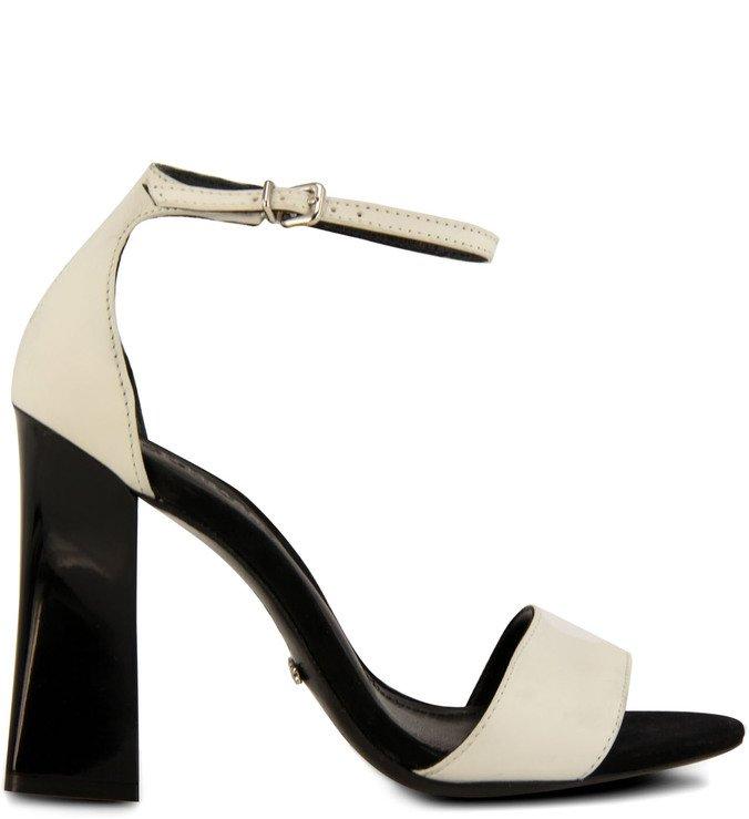 Sandália Clássica Tornozeleira