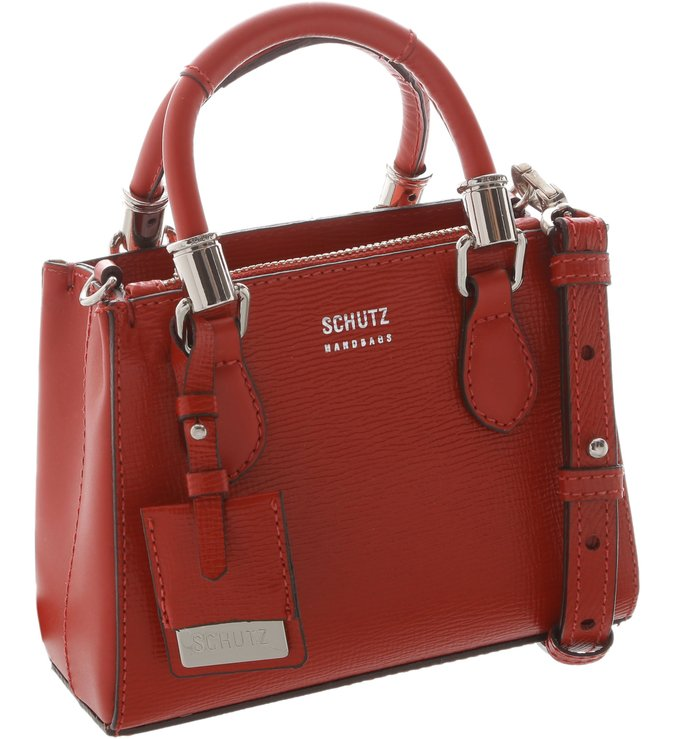 Baby Tote Lorena Summer Red