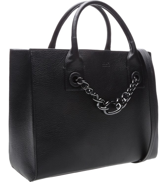 Tote Power Chain Black