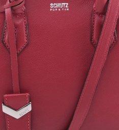 Mini Tote Ruby Red